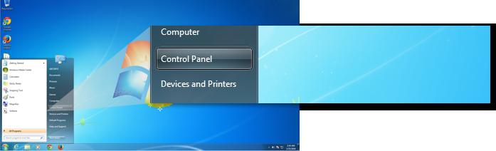Windows Panel