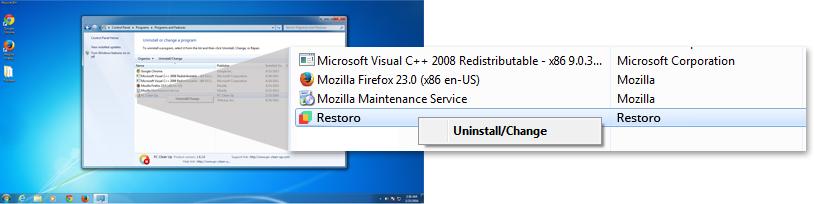 How to Uninstall Restoro | Restoro.com